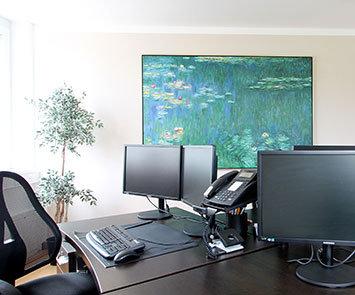 Maklerteam Landsberg Büroräume
